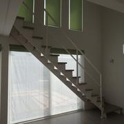リビング階段の施工画像